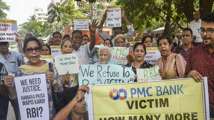 PMC Bank scam: Depositors detained for holding protest at HDIL promoters' residence