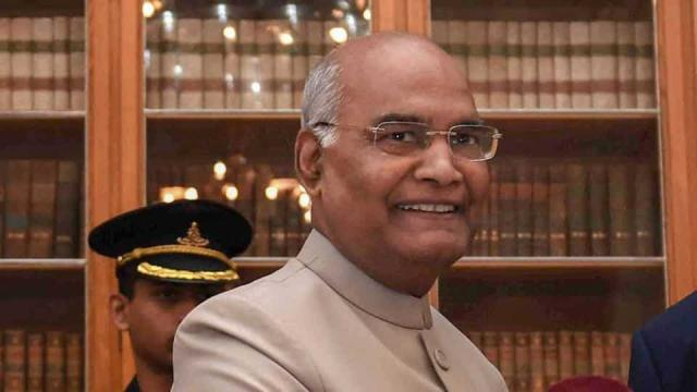 President Kovind's office comes to rescue of US bride on