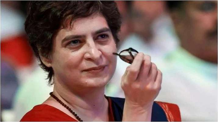 Priyanka sends new year diaries to 'forgotten' party leaders