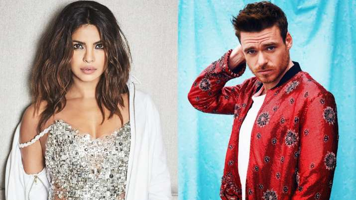 Priyanka Chopra Jonas to star with Game of Thrones actor Richard Madden