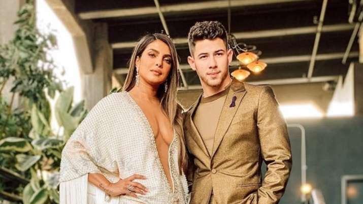 Priyanka Chopra goes bold with plunging neckline at Grammys 2020 red carpet