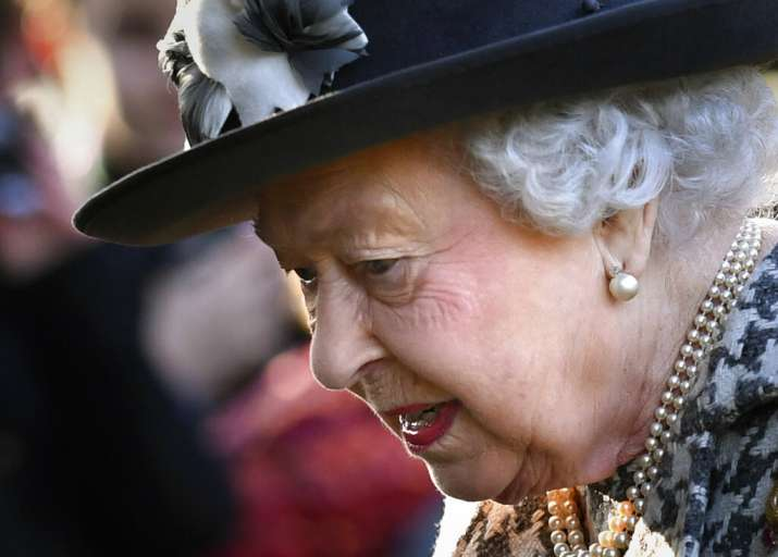 Brexit: UK's Queen Elizabeth gives assent to bill, making it a law