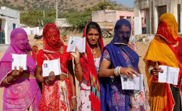 Rajasthan panchayat election 2020: Women to be encouraged not to wear 'ghoonghat' to cast vote