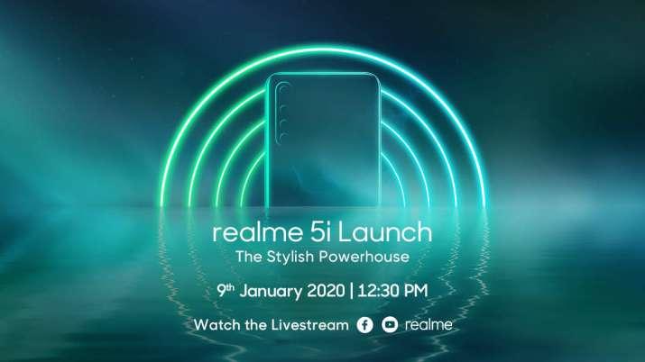 realme 5i, realme, realme 5i india launch, price, expected price, price in india, specs, specificati