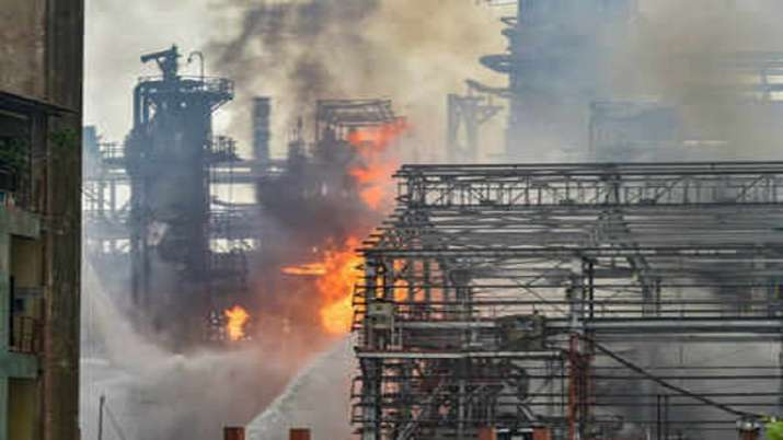 Mathura refinery fire: Condition of 3 workers are improving, says official ( Representational Image)