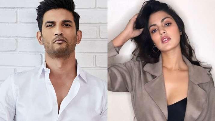 Sushant Singh Rajput calls Rhea Chakraborty 'my jalebi'. Is he ...