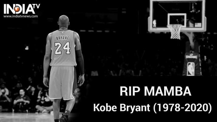 Kobe Bryant dead in helicopter crash: From Barack Obama to Lionel Messi reactions pour in   Updates