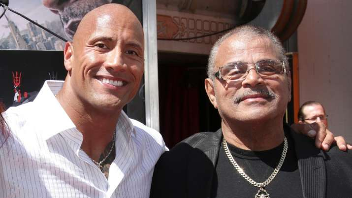 Dwayne Jonhson's father and famous wrestler Rocky Johnson dies at 75