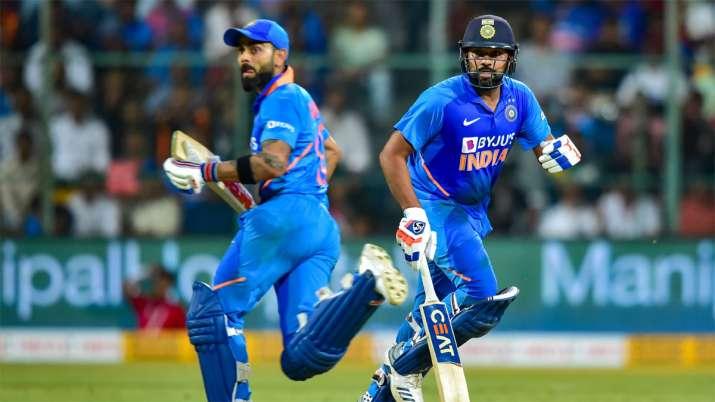 3rd ODI: Rohit Sharma slams century, Virat Kohli 89 to help Team India claim series 2-1 versus Austr
