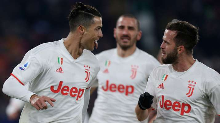 Serie A: Cristiano Ronaldo strikes as Juventus back on top after 2-1 win over Roma