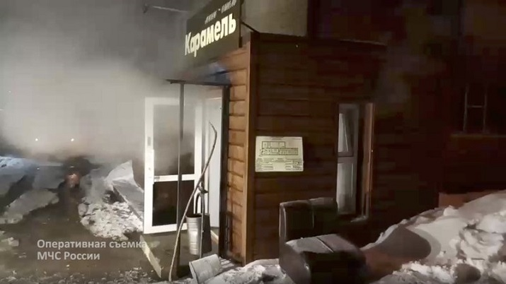 Heating pipe bursts in Russian hotel, boiling water kills 5
