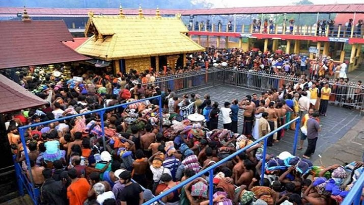 Nine-judge SC bench to hear issue of women's entry in Sabarimala temple from Jan 13