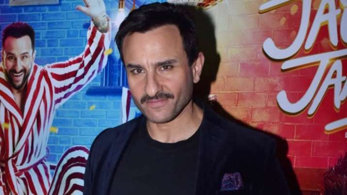 Saif Ali Khan Slammed For Saying Britishers Gave The Concept Of India Celebrities News India Tv
