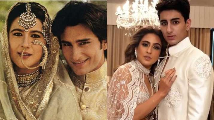 Worst thing ever: Saif Ali Khan on divorce with Amrita ... Saif Ali Khan Wife And Kids
