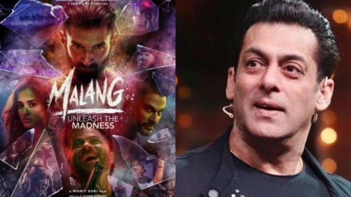 Salman Khan calls Anil Kapoor, Aditya Roy Kapur and Disha Patani's Malang trailer 'jhakaas'