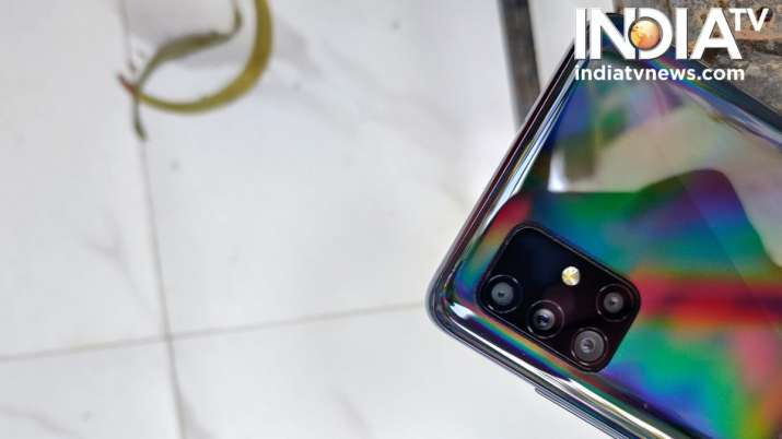 India Tv - samsung, samsung galaxy a51