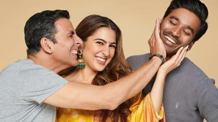 Akshay Kumar joins Sara Ali Khan and Dhanush starrer Aanand L Rai's film Atrangi Re