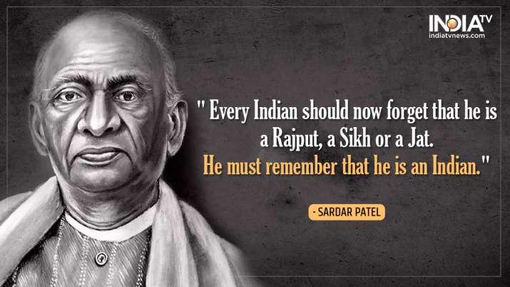 India Tv - happy republic day, Sardar Patel