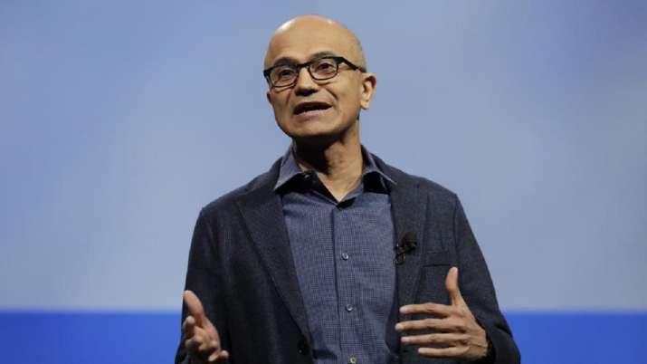 Microsoft CEO Satya Nadella on CAA