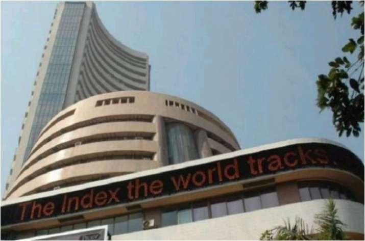 Sensex, Nifty off record highs; banking stocks drag
