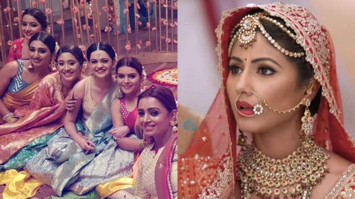 After Hina Khan, another Yeh Rishta Kya Kehlata Hai actress to walk Cannes Film Festival 2020 red ca