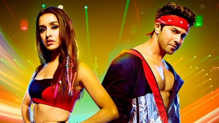Shraddha Kapoor challenges Varun Dhawan for a dance face-off in Illegal Weapon 2.0 song