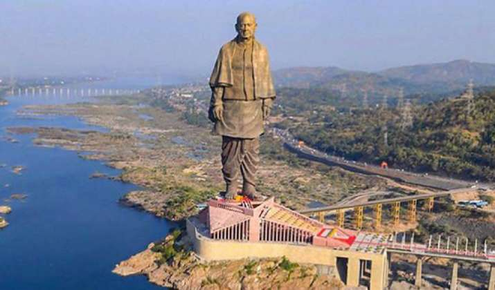 Statue of Unity finds place in '8 Wonders of SCO'