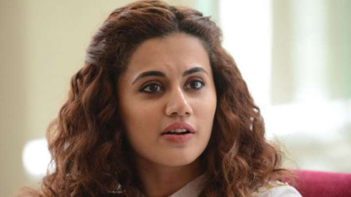 When Taapsee Pannu twisted molester's finger | Celebrities News ...