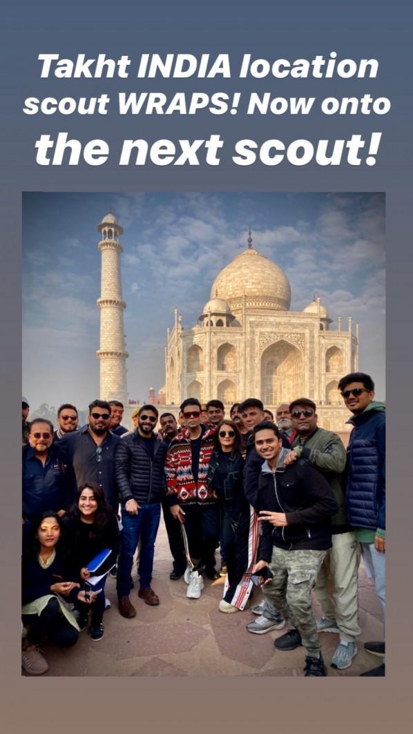 India Tv - Takht