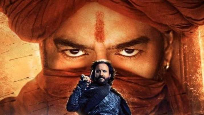 Tanhaji The Unsung Warrior box office collection day 10: Ajay Devgn's film wins battle against Chhap