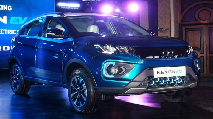 tata nexon ev, electric SUV in India, Tata Motors