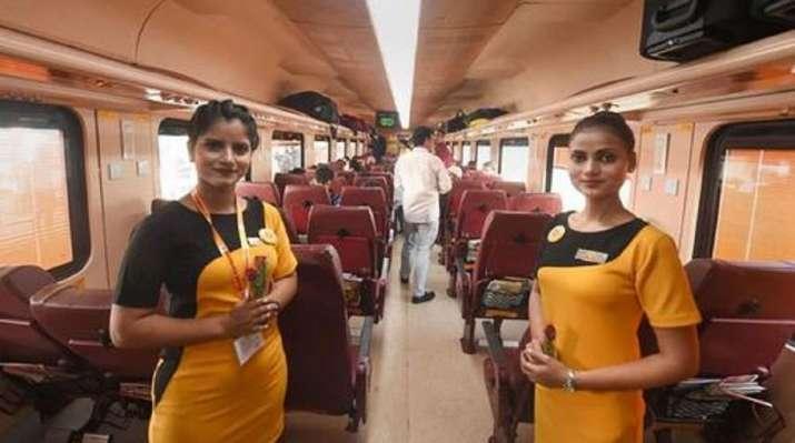 Ahmedabad-Mumbai Tejas Express