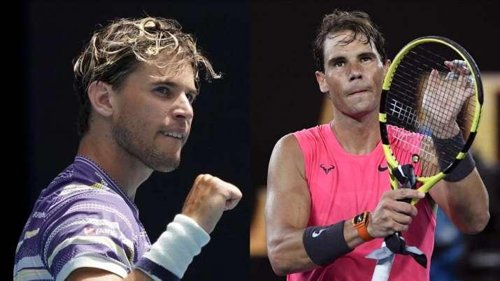 Australian Open 2020 Rafael Nadal Vs Dominic Thiem Quarterfinal Tie Could Be A Long One Tennis News India Tv