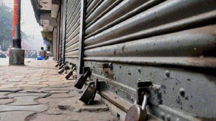Trade union shutdown affects life in Tripura