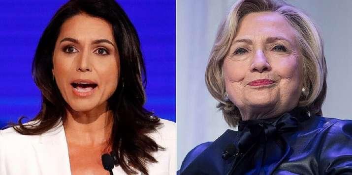 Tulsi Gabbard sues Hillary Clinton for defamation, seeks
