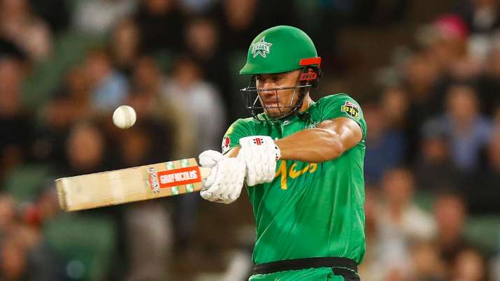 BBL: Marcus Stoinis fined for making personal abuse at Kane Richardson