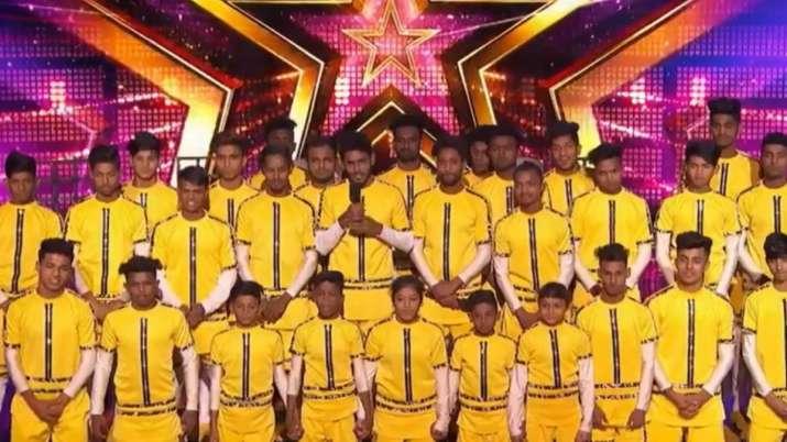 Mumbai dance group V Unbeatable makes it to 'America's Got Talent' final