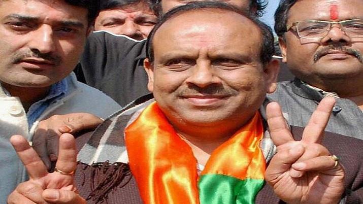 Delhi Election 2020: BJP's Vijender Gupta declares assets worth Rs 1.48 crore in poll affidavit