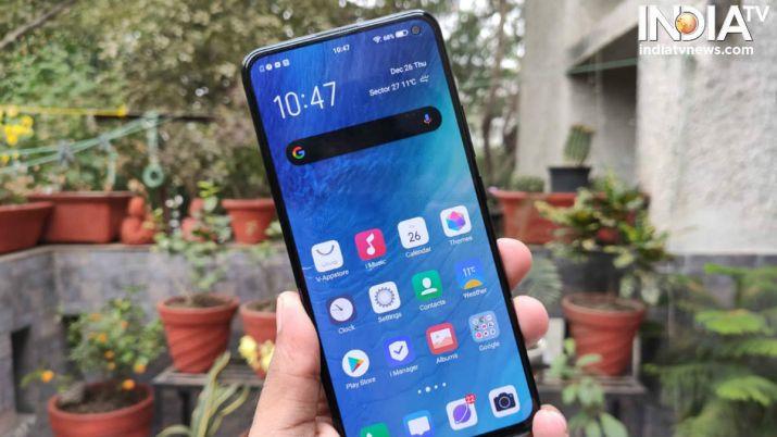 India Tv - oppo f15, vivo v17, redmi k20, xiaomi, specifications, features, android, smartphones, comparison, b