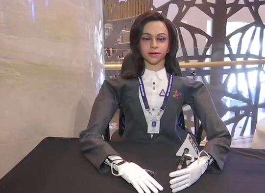 India Tv - Vyomamitra robot, Vyomamitra gaganyaan mission, robot Vyomamitra, Vyomamitra gaganyaan, talking lady