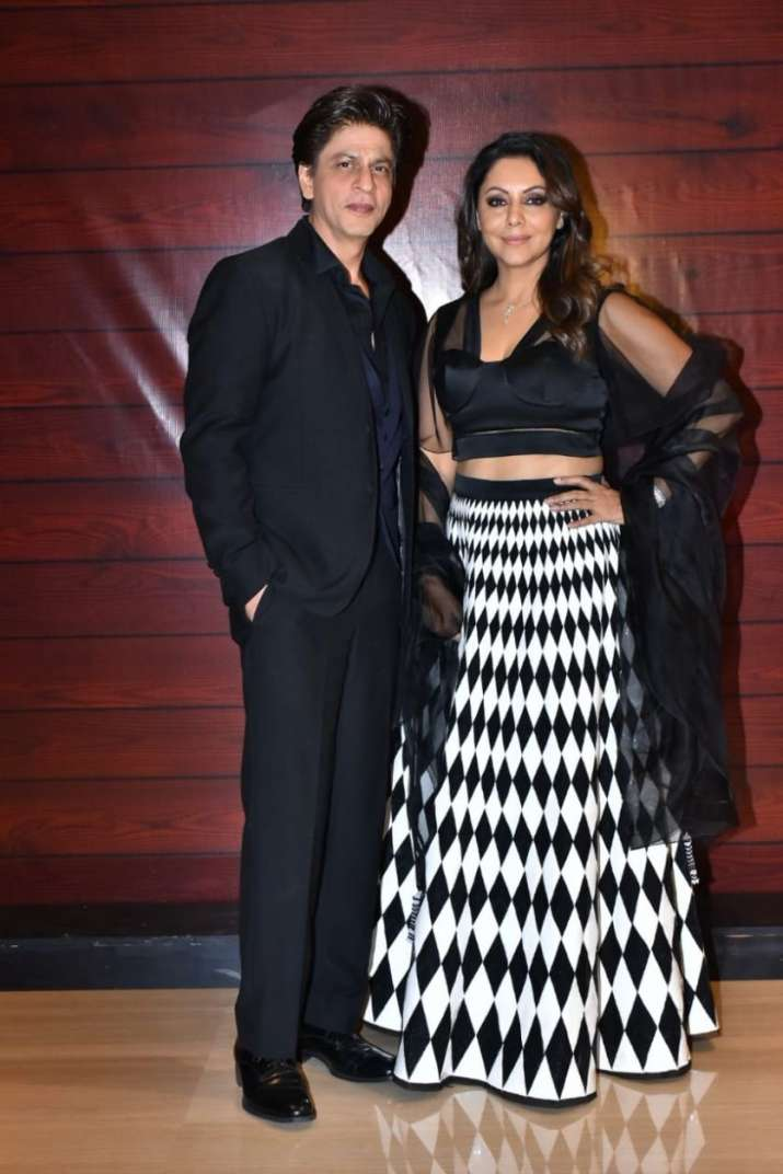 India Tv - Shah Rukh Khan, Gauri Khan