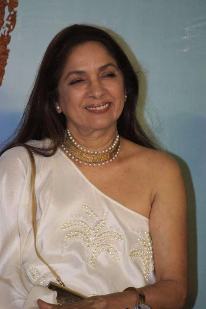 India Tv - Neena Gupta at Panga promotional event