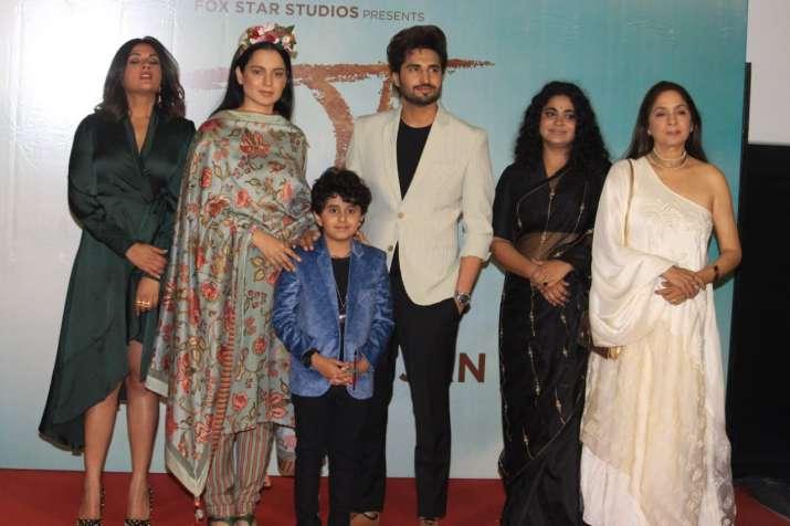 India Tv - Panga team