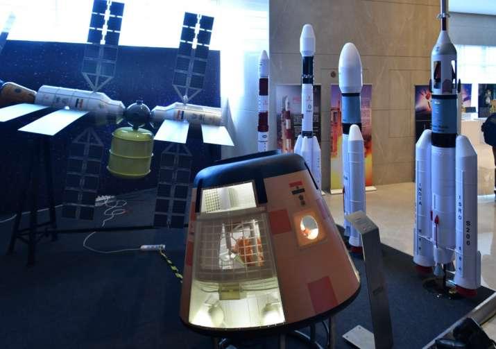 Gaganyaan: A peek into prototype of crew module at ISRO