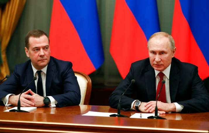 Dmitry Medvedev resigns, who is Dmitry Medvedev