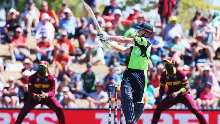 west indies vs ireland, front foot no ball technology, 3rd umpire no ball, wi vs ire