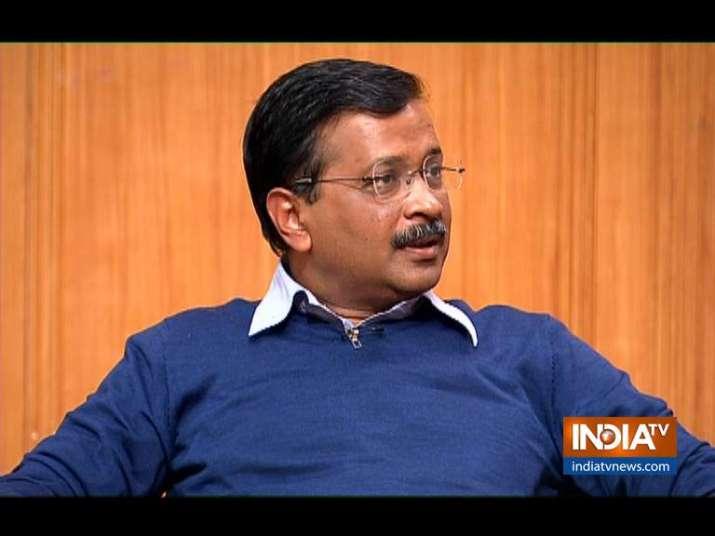 Watch Arvind Kejriwal in Aap Ki Adalat tonight at 10