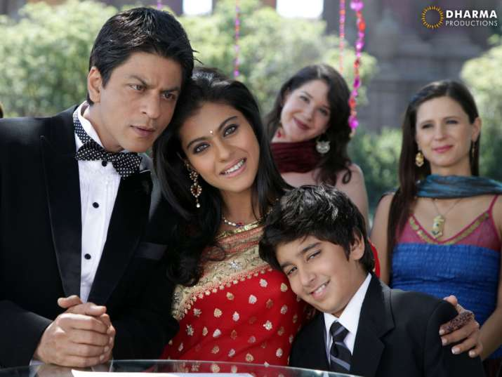 India Tv - Shah Rukh Khan, Kajol's son Sameer