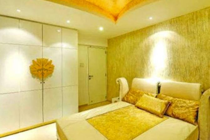 India Tv - Divyanka and Vivek's lavish apartment