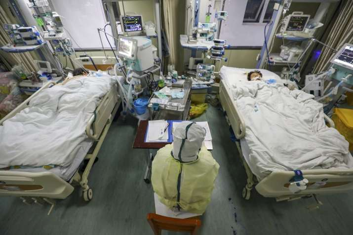 India Tv - Coronavirus death toll rises to 908 in mainland China; over 40,000 infected